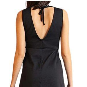 free 382 Dresses - Sleeveless V neck Button Up Dress